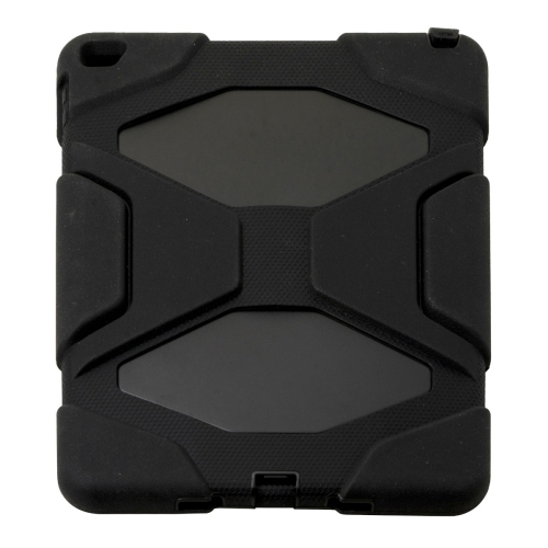 Heavy Duty Protective Case Cover for Apple iPad Air 2 - Black