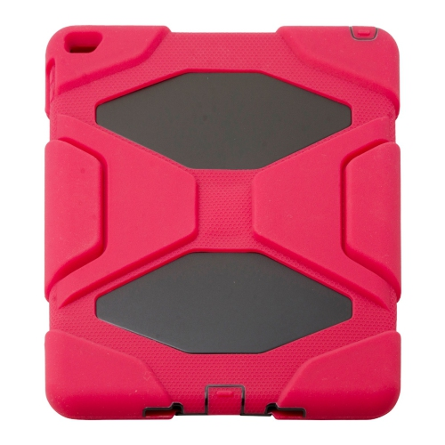 Heavy Duty Protective Case Cover for Apple iPad Air 2 - Red