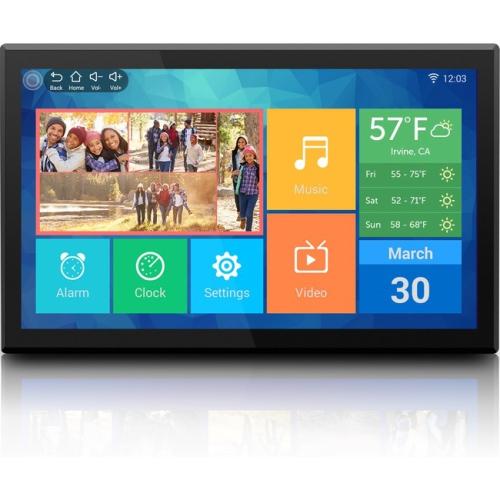 Aluratek 17.3 inch WiFi Digital Photo Frame : Digital Photo Frames ...