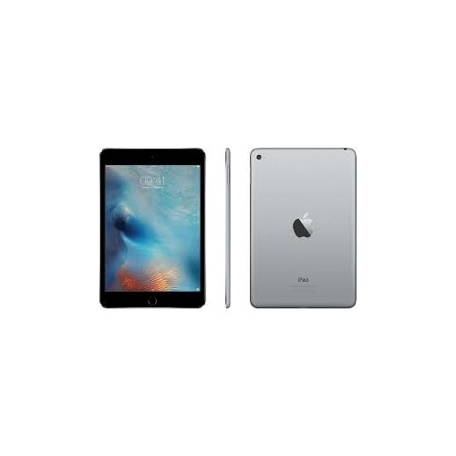 NEW in manufacturer box! Apple iPad Mini 4 Wifi ONLY Fourth Gen 128GB Gray