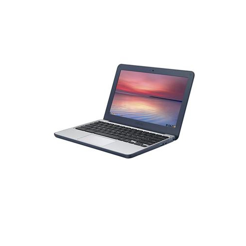 "ASUS CHROMEBOOK C202SA-YS02 11.6"" RUGGEDIZED AND WATER RESISTANT DESIGN WITH 180 DEGREE (INTEL CELERON 4 GB, 16GB EMMC,"