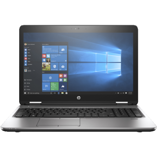 HP ProBook 650 G3 15.6in Laptop (Intel Core i5-7300U / 500GB / 8GB RAM / Windows 10 Pro 64-Bit) - 1BS01UT#ABL