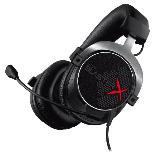 CREATIVE SOUND BLASTER H5 PRO ANALOG HEADSET RETAIL 70GH031000000