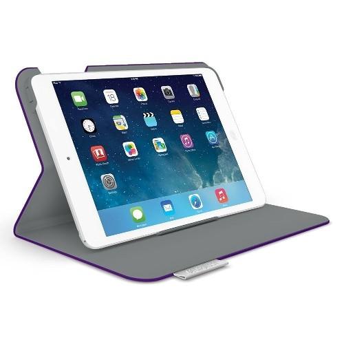 Refrubished Logitech Folio Protective Case for iPad mini, Matte Purple 939-000716
