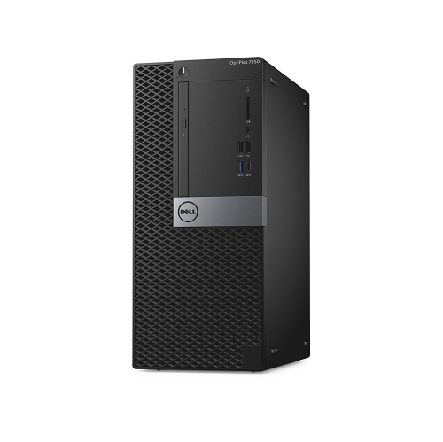Dell OptiPlex 7050 PC - (Intel Core i7 7700 / 256GB SSD / 16GB RAM / AMD Radeon R7 450 / Windows 10) - (0Y88G)