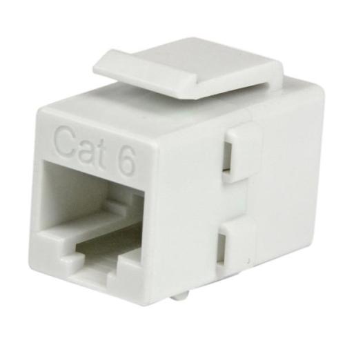 Startech RJ-45/RJ-45 Cable (C6KEYCOUPLWH)