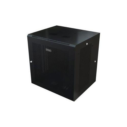 Startech 12U Wall-Mount 24in Deep Hinged Server Rack Cabinet - (RK1224WALHM)