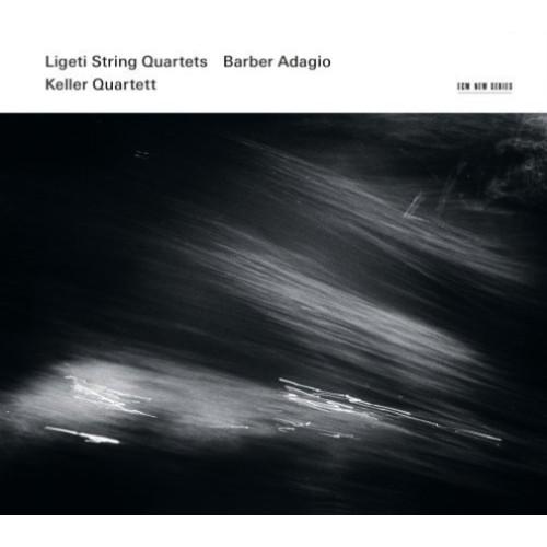 LIGETI STRING QUARTETS - KELLER QUARTET CD