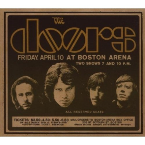 LIVE IN BOSTON 1970 - DOORS THE [3CD]  Music Miscellaneous - Best Buy Canada  sc 1 st  Best Buy Canada & LIVE IN BOSTON 1970 - DOORS THE [3CD] : Music Miscellaneous - Best ...