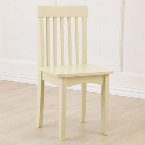 KidKraft Avalon Seating Chair in Vanilla