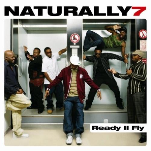 READY II FLY - NATURALLY 7 CD