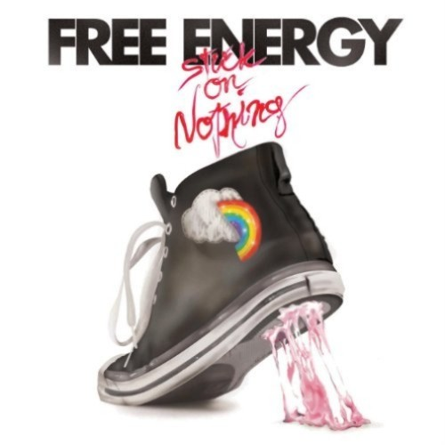 STUCK ON NOTHING - FREE ENERGY [CD]