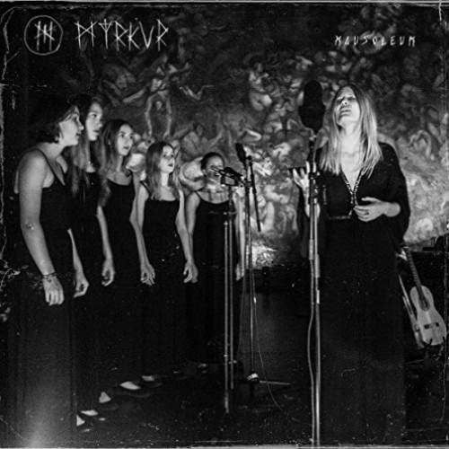 MAUSOLEUM - MYRKUR LP