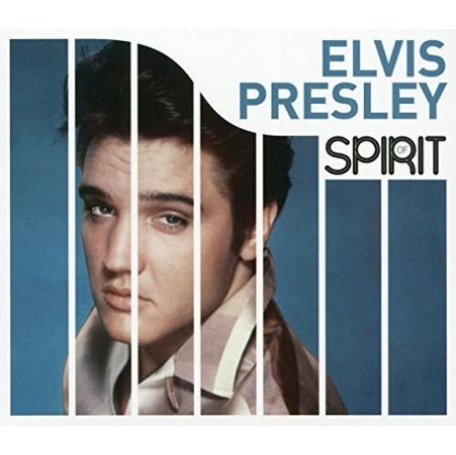 SPIRIT OF ELVIS PRESLEY - PRESLEY, ELVIS [4CD]
