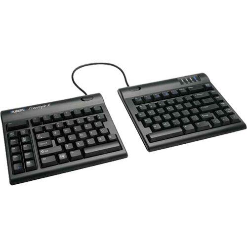 KEYBOARD FREESTYLE2 PC FR CDN BLACK