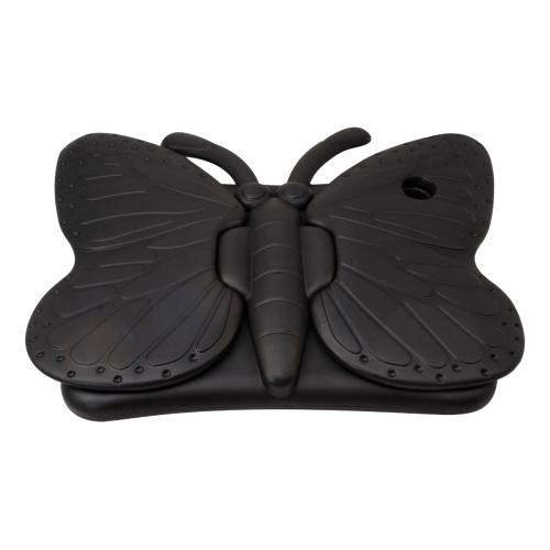 Caisse de support de mousse de papillon antichoc pour Apple iPad Air Tablet 1/2 - Noir