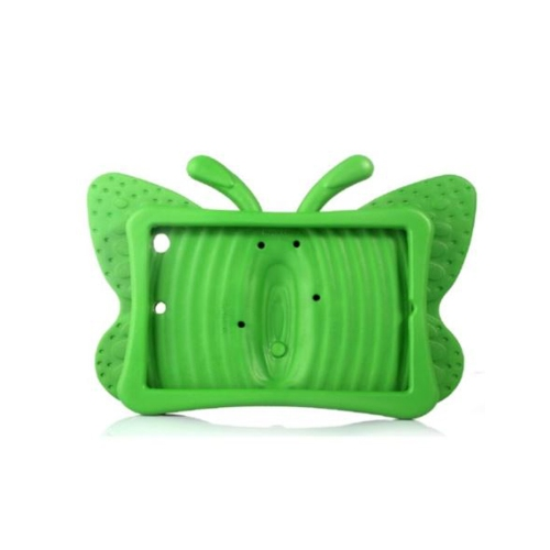 Shockproof Butterfly Foam Stand Case for Apple iPad Mini 1/2/3/4 Tablet - Green