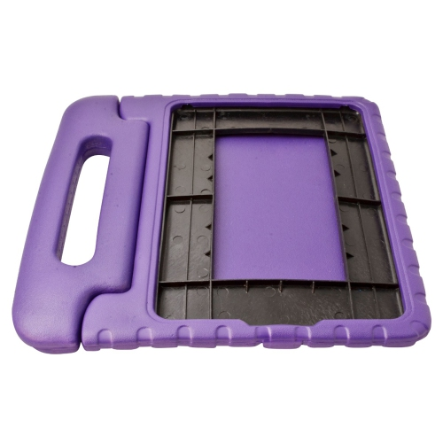 Kids Proof Safe Foam Shock Proof Handle Case Cover for Apple iPad Air / iPad Air 2 / iPad 5 (2017) - Purple