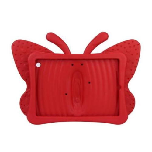 Shockproof Butterfly Foam Stand Case for Apple iPad 2/3/4 Tablet - Red