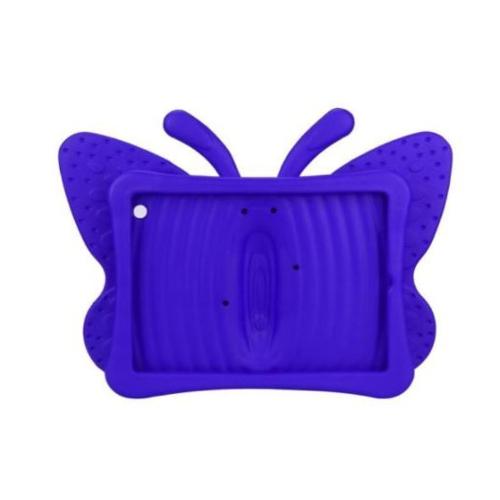 Étui de protection en mousse antichoc pour Apple iPad 2/3/4 - Violet
