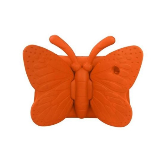 Shockproof Butterfly Foam Stand Case for Apple iPad Mini 1/2/3/4 Tablet - Orange