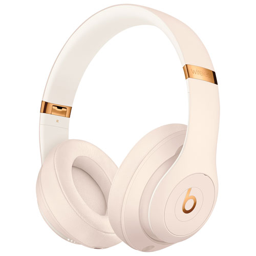 Beats by Dr. Dre Studio3 Over-Ear Noise Cancelling Bluetooth Headphones - Rose