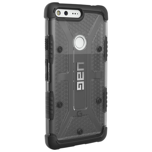 UAG Plasma Fitted Hard Shell Case for Google Pixel XL - Grey