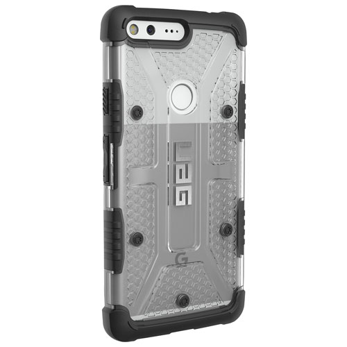 UAG Plasma Fitted Hard Shell Case for Google Pixel XL - Clear