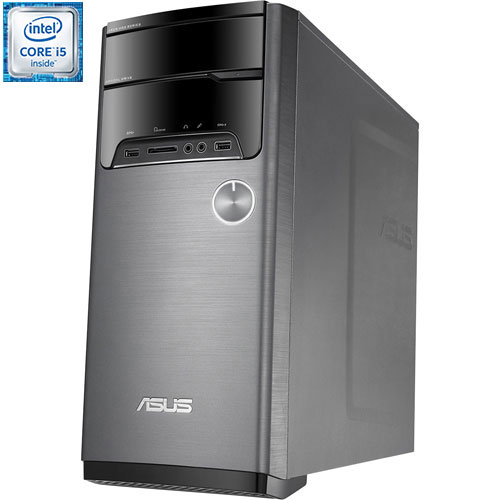 Asus Vivopc Desktop Pc Intel Core I Tb Hdd Gb Ram Intel