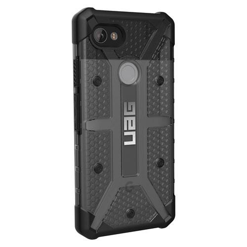 UAG Plasma Fitted Hard Shell Case for Google Pixel 2 XL - Grey/Black