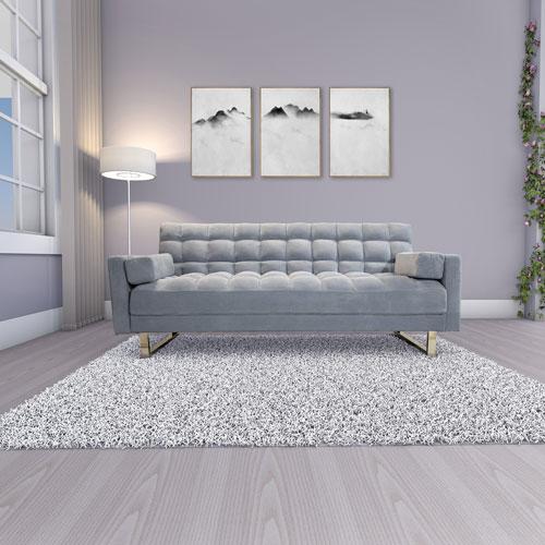 Deejay Jayla Fabric Futon Double Sky Futons Sofa Beds Best