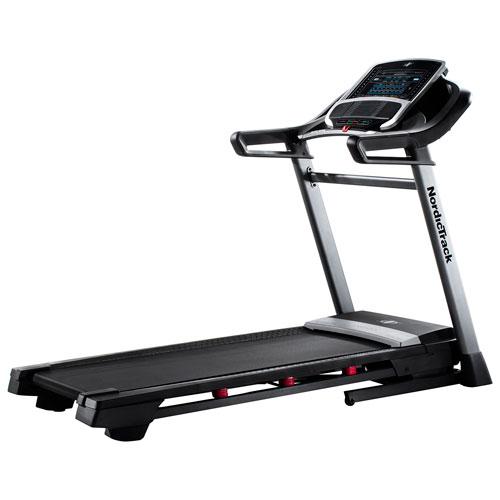 NordicTrack C 850i Folding Treadmill : Treadmills