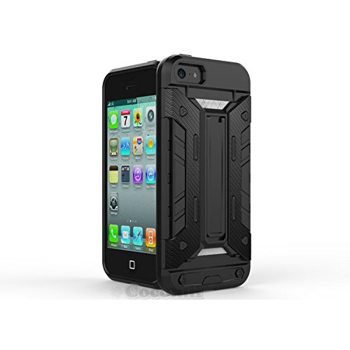 d74ef139d7 Cocomii Fitted Hard Shell Case for iPhone SE;iPhone 5S;iPhone 5 - Black : iPhone  5s,5, SE Cases - Best Buy Canada