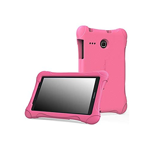 MoKo Samsung Galaxy Tab E 8.0 Case - Kids Friendly Ultra Light Weight Shock Proof Super Protective Cover Case for Samsung Gala