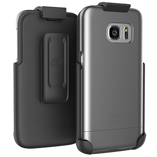Samsung Galaxy S7 Case, Encased® Ultra-thin [SlimSHIELD] Case & Belt Clip Holster for Samsung Galaxy S7 (2016) Ultimate Style