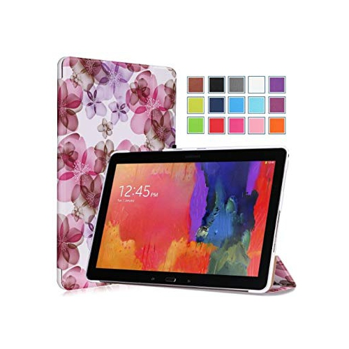 Moko Samsung Galaxy Note PRO & Tab PRO 12.2 Case - Ultra Slim Lightweight Smart-shell Stand Case for Galaxy NotePRO (SM-P9000)