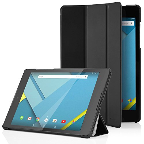 Google Nexus 9 Case - MoKo Ultra Slim Lightweight Smart-shell Stand Cover Case for Google Nexus 9 8.9 inch Volantis Flounder A