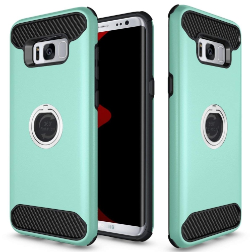 Galaxy S8 Plus Case, Samsung Galaxy S8 Plus Case, Jwest Shockproof Heavy Duty Kickstand Hybrid Protective Case with Metal Fing