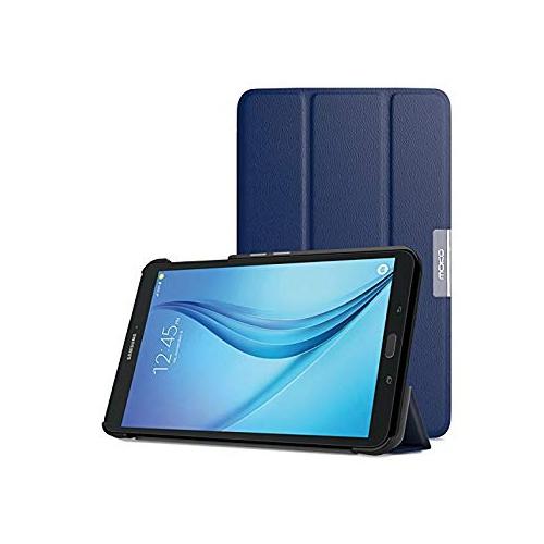 MoKo Samsung Galaxy Tab E 8.0 Case - Ultra Lightweight Slim-shell Stand Cover Case for Samsung Galaxy Tab E 8.0 Inch SM-T377 4