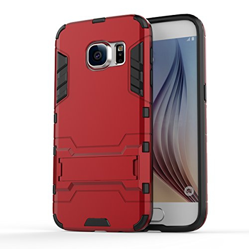 Galaxy S7 Case, Cocomii Iron Man Armor NEW [Heavy Duty] Premium Tactical Grip Kickstand Shockproof Hard Bumper Shell [Military