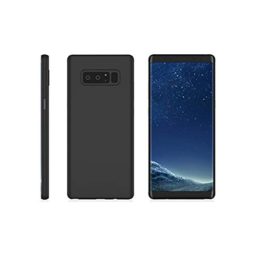 Galaxy Note 8 MNML Thin Case (Matte Black)