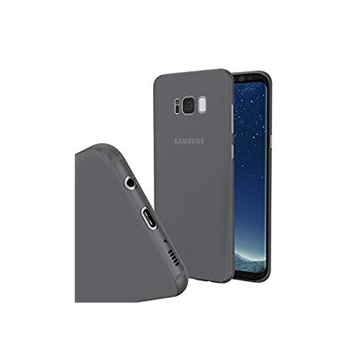 Galaxy S8 Plus MNML Slim Case (Clear Black)