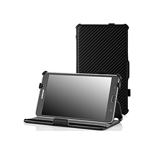 MoKo Samsung Galaxy Tab 4 7.0 Case - Slim-Fit Multi-angle Folio Cover Case With Stylus Pen Loop for Samsung Galaxy Tab 4 7.0""