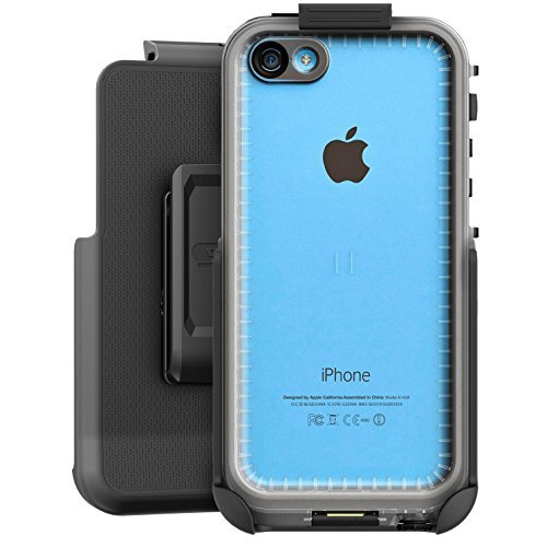 Encased belt clip holster for lifeproof fre nuud series iphone 5c encased belt clip holster for lifeproof fre nuud series iphone 5c case not included iphone 5c cases best buy canada freerunsca Choice Image