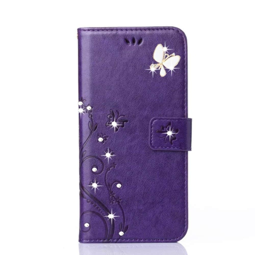 Galaxy S5/Galaxy S5 Neo 5.1inch Elegant Wallet Case, Galaxy S5 Neo Beautiful and Cute Case, Luxury 3D Fashion Handmade Bling C