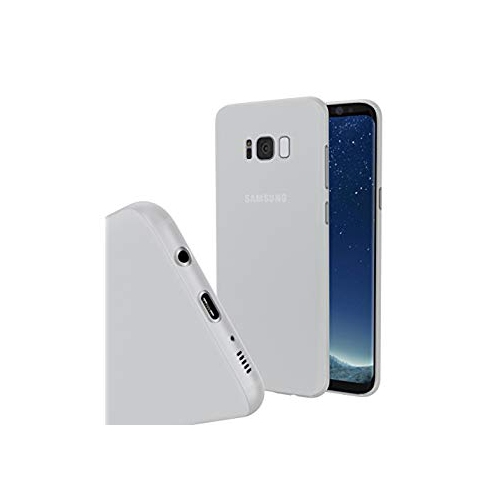 Galaxy S8 Plus Ultra Slim Case (Clear White)