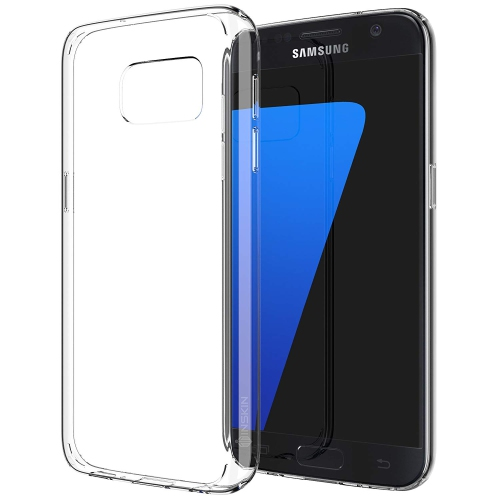 Samsung Galaxy S7 Case - Inskin [Crystalline] Scratch Resistant Clear Hybrid Case for Samsung® Galaxy® S7 [NOT for S7 Edge].