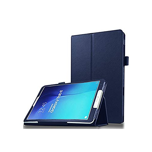 Jwest Samsung Galaxy Tab E 9.6 Case - [Auto Sleep/Wake UP] Ultra Slim Smart Folio Stand Case Cover For Samsung Galaxy Tab E /T