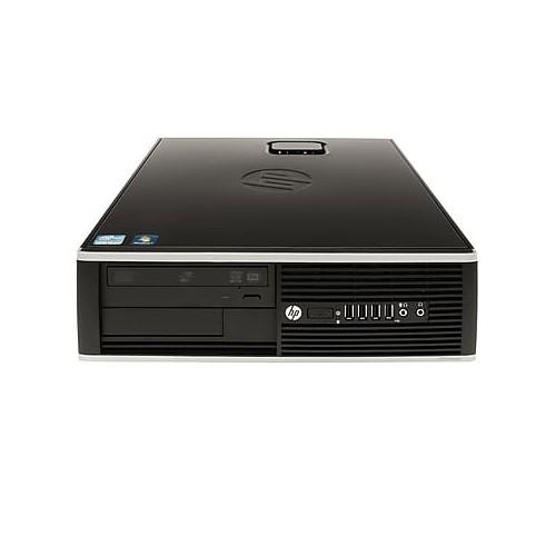 HP8200 ELITE SFF I5 2400 3.1 GHZ DDR3 4.0 GB 2TB DVD WIN10 HOME USB WIFI 3YR - Refurbished