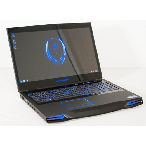 DELL ALIENWARE 17R4 I7-7700HQ 3.8GHZ 16GB 128 M2 SSD + 1TB 17.3 FHD NVIDIA 1060 6GB WEBCAM Win10 HOME - MFG Refurbished